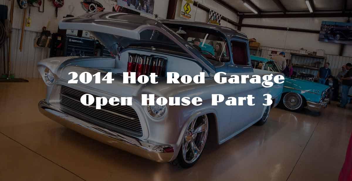 Poor Boy Hot Rod Garages : Hot rod garage open house part