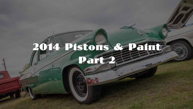 2014 pistons and paint part 2 On pistons and paint