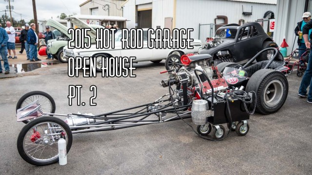 Poor Boy Hot Rod Garages : Hot rod garage open house pt
