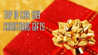 Top 10 Car Guy Christmas Gifts